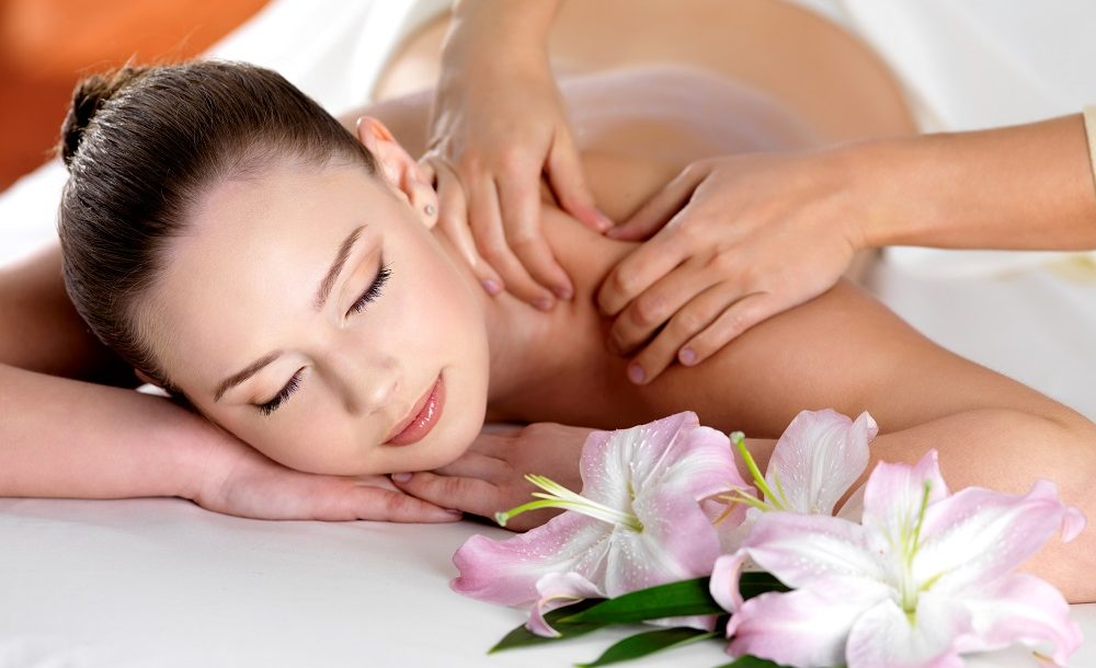 massage beauty salon Longford